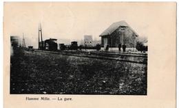 Hamme-Mille - La Gare. - Beauvechain