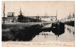 Lommel - Canal Du Camp. Chargeur électrique. Sablières Emsens - Lommel