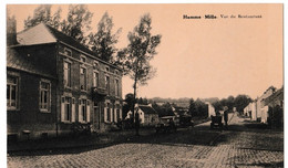 Hamme-Mille - Vue Du Restaurant - Beauvechain