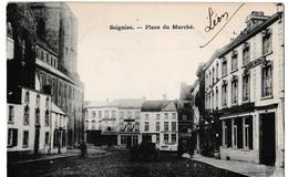 Soignies - Place Du Marché - Soignies