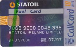IRELAND - Statoil, Tirage 6000, 05/97, Mint - Irlande