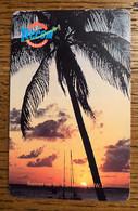 Teccom Sunset On St. Eustatius D.W.I. - Antilles (Netherlands)