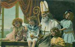Sinterklaas 159/III St-Niklaas Saint-Nicolas St-Nicolas Santa Claus - Saint-Nicholas Day