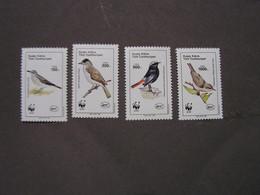 Türkisch Zypern ,  1990 Vögel  275-278  ** MNH    €  35.00 - Colecciones & Series