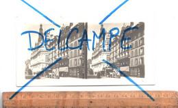 Photographie Stéréoscopique 3D Photo : PARIS La Mairie Du 10e Arrondissement Colone Morris  / Editeur STL - Stereoscoop