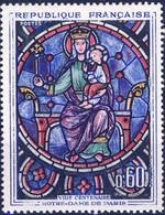 1419 ROSACE De ND De PARIS  NEUF **  ANNEE 1964 - Nuovi