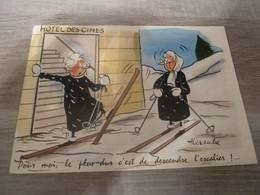 HOTEL DES CIMES - EDITIONS MARCEL VAYSSE - ANNEE 1966 - - Humor