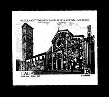 ITALIA :  Basilica Cattedrale Di Volterra  - 1 Val. 1,10 €.  MNH**   10.11.2020 - 2011-...: Nieuw/plakker