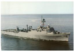 (W 3) USS Portland LSD-37 - Warships