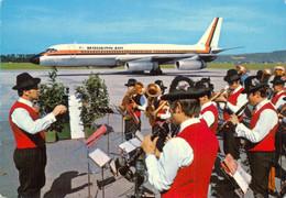 Austria. Graz. `MODEREN AIR` Aeroplane At Thalerhof Aerodrome. - Aeródromos