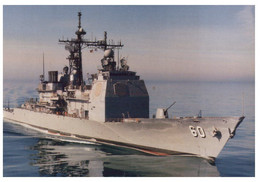 (W 3) USS Normandy CG-60 - Warships