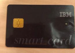 IBM Smartcard - Ausstellungskarten