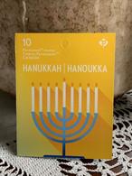 Canada 2020 Nov MNH Stamp Booklet Festival Of Lights - Hanukkah Dec 10th - Ohne Zuordnung