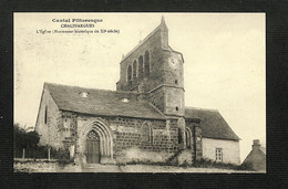 15 - CHALINARGUES - L'Eglise (Monument Historique Du XIè Siècle)  - TBE - RARE - Altri Comuni
