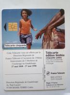 FRANCE PRIVEE EN1729 FRANCE TELECOM GUADELOUPE 50U UT - 50 Einheiten