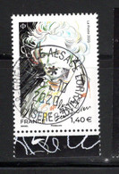 France 2020.Beethoven Issu De La Mini Feuille.cachet Rond Gomme D'Origine - Used Stamps