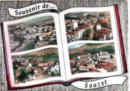 CPSM SAUZET 26 Multivues - Other Municipalities