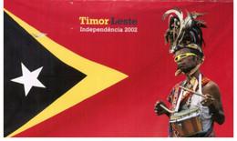 (X 6) Presentation Pack - Australia Timor Leste (pack Prepare By Australia Post) - East Timor