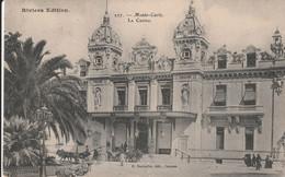 Monté Carlo Le Casino - Monte-Carlo