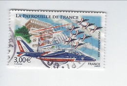 La Patrouille De France PA 71 Oblitéré 2008 - 1960-.... Matasellados