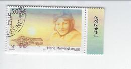 Personnalité Hommage à Marie Marvingt PA 67 Oblitéré 2004 (bord De Feuille) - 1960-.... Used