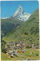 Zermatt 1616 M - Matterhorn 4478 M - (1964) - VS Valais