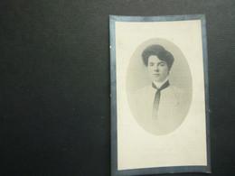 Doodsprentje ( 3811 )  Noltinck / Vertriest  -  Mechelen  Gent  1924 - Avvisi Di Necrologio