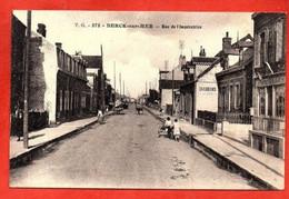 572. BERCK-PLAGE . - Rue De L'Imperatrice - Berck