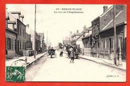46. BERCK-PLAGE . - La Rue De L'Impératrice - Berck