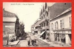 . BERCK-PLAGE . - Rue De L'Impératrice - Berck