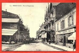 127. BERCK-PLAGE . - Rue De L'Impératrice - Berck