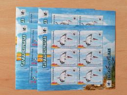 096 WWF Pelikan Pélican - Kirghizistan