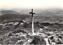 68 - Vieil Armand - La Croix Lumineuse Et La Plaine D'Alsace - Ohne Zuordnung