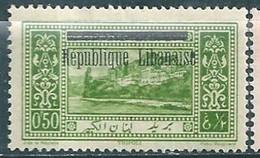 Grand Lebanon 1927 Local Stories MNH Overprint - Ohne Zuordnung