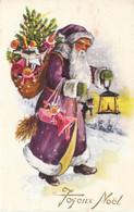 Thematiques Fantaisie Père Noël Joyeux Noël - Santa Claus