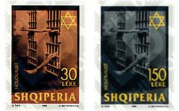 Ref. 78781 * MNH * - ALBANIA. 1999. HOLOCAUST . HOLOCAUSTO - Albania