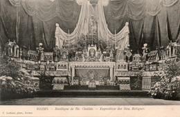 REIMS - Basilique St-Clotide - Expo Stes Reliques - - Reims