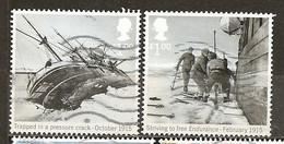 Grande-Bretagne Great Britain 201- Shackleton Antarctic Expedition Obl - Used Stamps