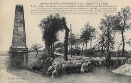 VERT-en-DROUAIS - Route De Paris à Brest - La Pyramide - Sonstige Gemeinden