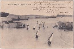 83. TOULON. Entrée Du Port. 240 - Toulon