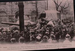 11610  PARIS  1920    ECRITE - Oorlog 1914-18