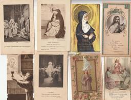 Images Pieuses Lot 100 Pieces Lot No 2 - Devotion Images