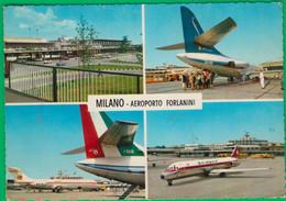 AEROPORTO. AIRPORT. AEREOPORTO. MILANO. FORLANINI. 228P - Unclassified