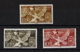 GUINEA **373/5 Nuevo Sin Charnela. Cat.2,10 € - Spanish Guinea