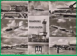 AEROPORTO. AIRPORT. AEREOPORTO. FLUGHAFEN HAMBURG. GERMANIA. 237P - Zonder Classificatie