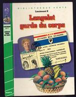 """Bibliothèque Verte - Lieutenant X - """"Langelot Garde Du Corps"""" - 1983 - Biblioteca Verde"""