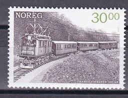 Md_ Norwegen Norge 2008 - Mi.Nr. 1658 - Postfrisch MNH - Eisenbahnen Railways - Trains