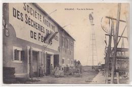 CPA MIRAMAS - Vue De La Sécherie De Morues - Sonstige Gemeinden