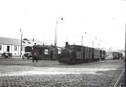 Luxembourg - Luxemburg  -  Luxembg-Ville (gare ) - 13.8.1952  -  Photo J.Bazin - Non Classificati