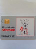 MONACO PRIVEE MICROTEK BRACCO 50U UT - Mónaco